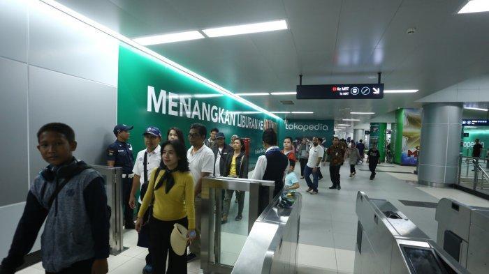 MRTJ Station
