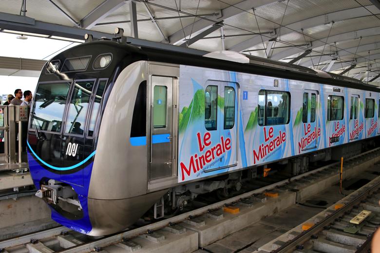 MRTJ Train